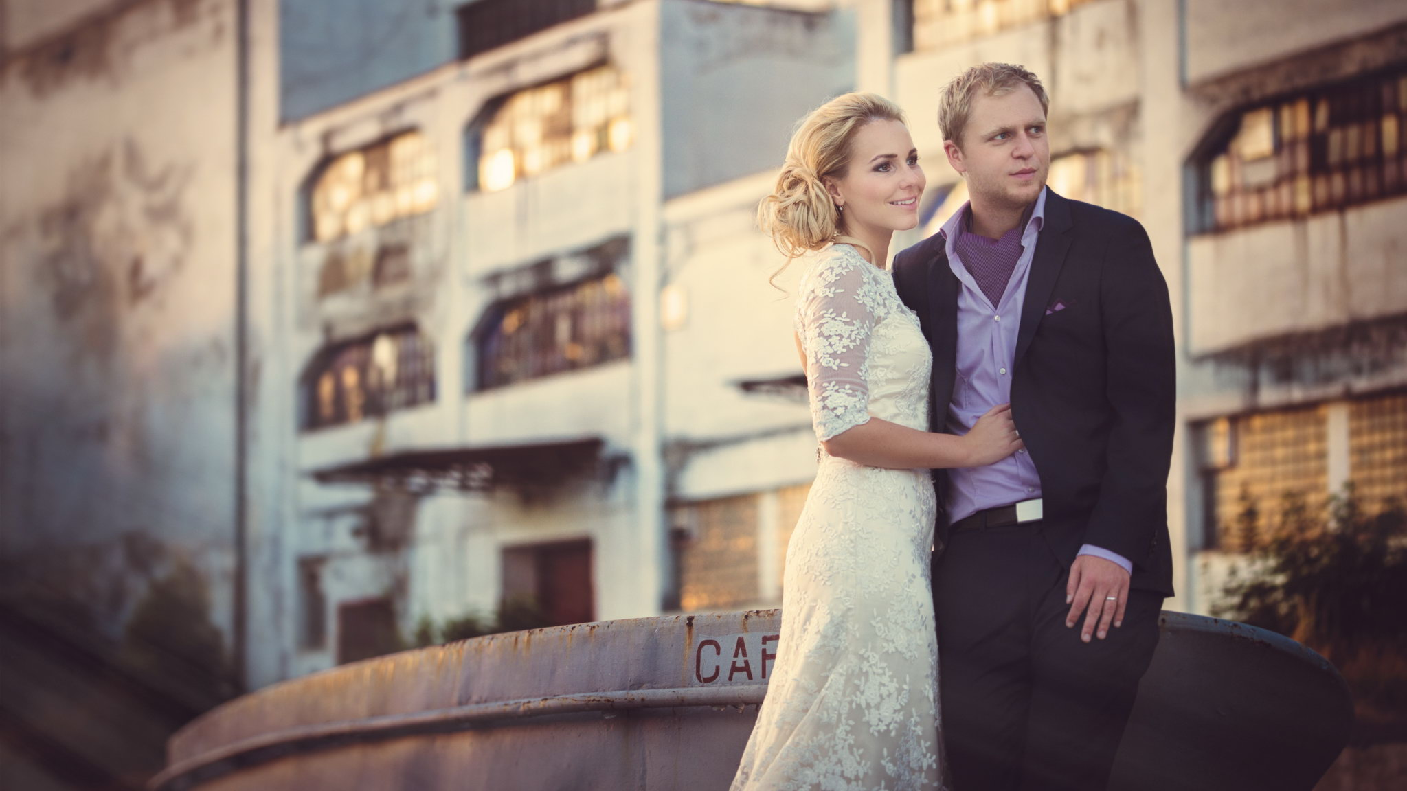 Lucie & Petr wedding